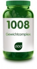 AOV 1008 Gewichtcomplex 60 capsules
