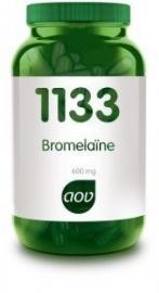 AOV 1133 Bromelaine 600mg 30 capsules