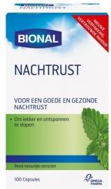 Bional Nachtrust 100 capsules