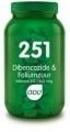 AOV 251 Dibencozide & Foliumzuur 60 zuigtabletten