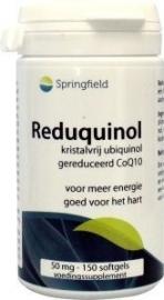 Springfield Reduquinol 50mg 150 capsules
