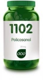AOV 1102 Policosanol 20mg 60 capsules