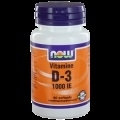 NOW Vitamine D 3 1000IE
