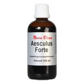 Nova Vitae Aesculus Forte Tinctuur 100ml
