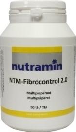 Nutramin NTM Fibrocontrol 2.0 90 tabletten