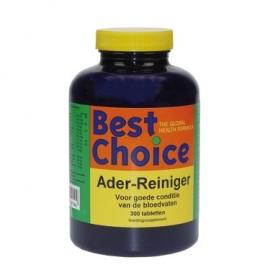 Best Choice Ader reiniger 300 tabletten