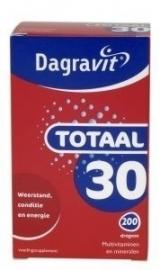 Dagravit Totaal 30 200 dragees