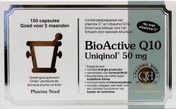 Pharmanord Bio active uniquinol Q10 50mg 150 capsules