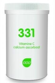 AOV 331 Vitamine C Calcium Ascorbaat 250 gram