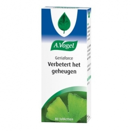 A. Vogel Geriaforce - 80 tabletten