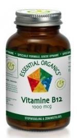 Essential Organics Vitamine B12 1000mcg 90 tabletten