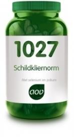 AOV 1027 Schildkliernorm 60 capsules