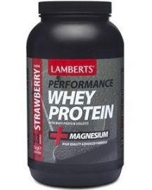 Lamberts Whey Protein Strawberry 1000 gram