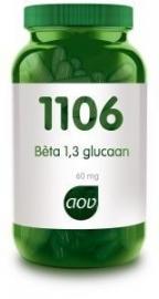 AOV 1106 Beta 1.3 Glucaan 60 capsules