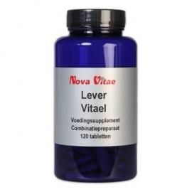 Nova Vitae Lever Vitael 120 tabletten