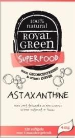 Royal Green Astaxanthine 120 capsules