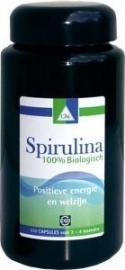 Chi Spirulina 500mg bio 310 capsules
