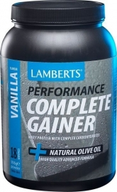 Lamberts Weight Gain Vanilla 1816 gram