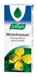 A. Vogel Menstruasan