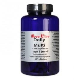 Nova Vitae Daily Multi 240 tabletten