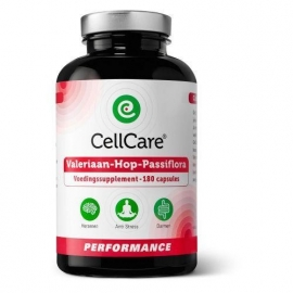 Cell Care Valeriaan hop passiflora