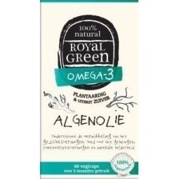 Royal Green Algenolie 60 capsules