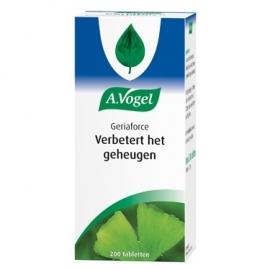 A. Vogel Geriaforce - 200 tabletten
