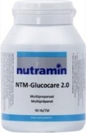Nutramin NTM glucocare 2.0 90 tabletten