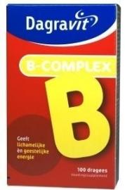 Dagravit Vitamine B complex 100 dragees