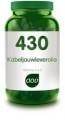 AOV 430 Kabeljauwleverolie 120 capsules