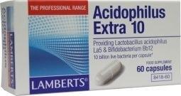 Lamberts Acidophilus Extra 10, 60 capsules