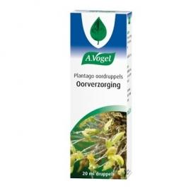 A. Vogel Plantago oordruppels