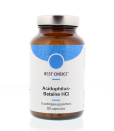 Best Choice Acidophilus Betaine HCL