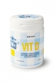 Amiset Vitamine D 100 tabletten