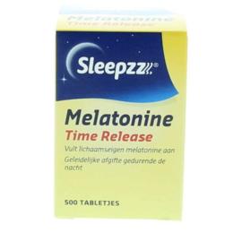 Sleepzz Melatonine time release 0,1 mg