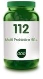 AOV  112 Multi probiotica 50 plus 60 capsules