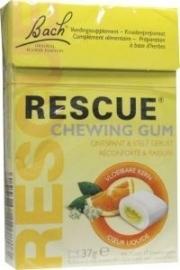 Bach Rescue chewing gum 17 stuks 37 gram
