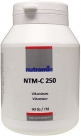 Nutramin NTM C 250 90 tabletten
