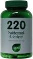 AOV 220 Pyridoxaal 5 Fosfaat 60 capsules