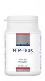 Nutramin NTM fe 25 90 tabletten