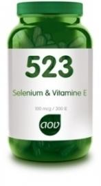 AOV 523 Selenium 100 mcg / E300IE