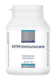Nutramin NTM Immunocare 90 capsules