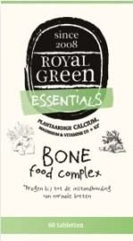 Royal Green Bone food complex 60 tabletten