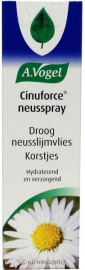 A. Vogel Cinuforce neusspray droge neusslijmvlies