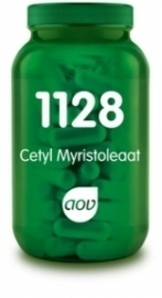 AOV 1128 Cetyl myristoleaat 60 capsules