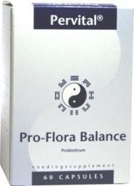 Pervital Pro Flora Balance 60 capsules
