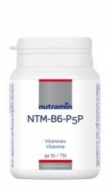 Nutramin NTM B6 p5p 90 tabletten