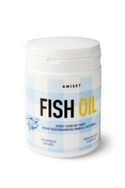 Amiset Fish Oil 100 capsules