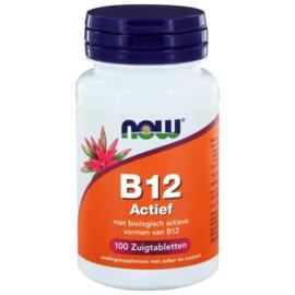 NOW Vitamine B12 actief