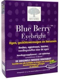 New Nordic Blue berry eyebright